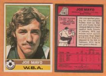 West Bromwich Albion Joe Mayo 178